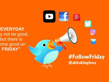 Follow Friday Promotions At Abbakin