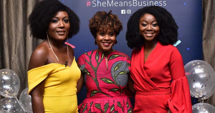 Facebook & She Leads Africa Partner on #SheMeansBusiness