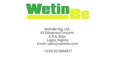 WetinBe Nig. Ltd.